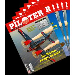 Abonnement Piloter 1 an